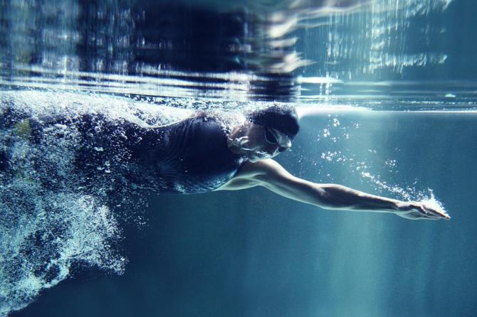 VALENTINA JURIĆ: Plivanje kao rekreacija